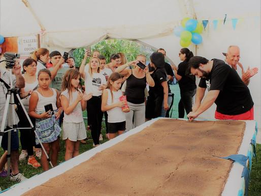 """Tapalqué celebra nueva edición de """"La fiesta de la Torta Negra"""""""