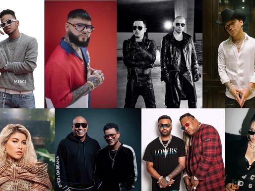 "Llegan los ""LATIN AMERICAN MUSIC AWARDS 2019"""