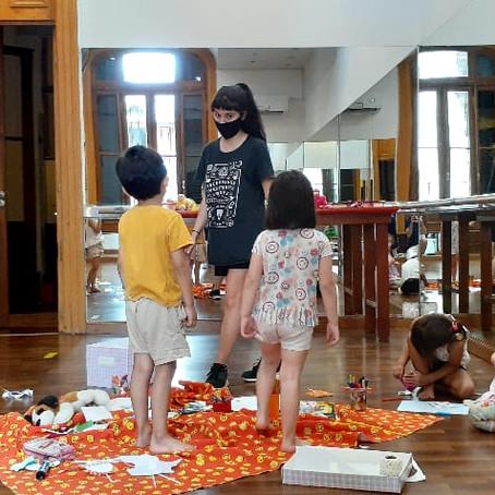 Colonias de verano: una propuesta artística diferente