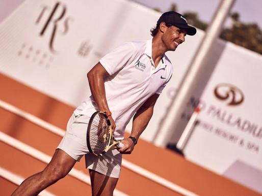 TONI NADAL llega a Latinoamérica ¨RAFA NADAL Tennis Centre¨ Palladium Hotel Group