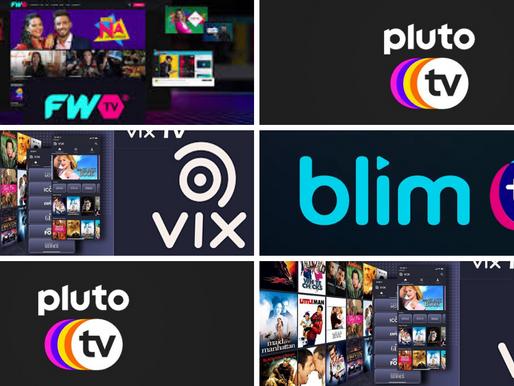 Las Plataformas AVOD, la nueva competencia de la tv abierta