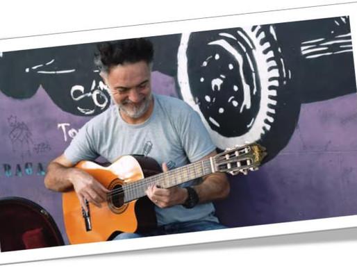 Diego Mizrahi presenta Chacarera del Inmigrante