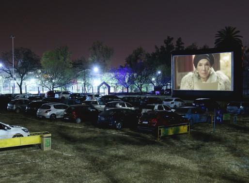 El regreso del AutoCine se vivió en Jujuy