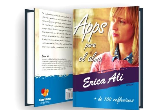 """Erica Ali presenta el libro """"Apps para el alma"""""""