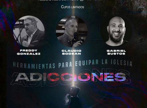 Claudio Bodean será uno de los disertantes en un nuevo congreso virtual de JEBA