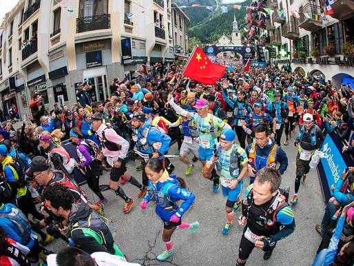 Tres Atletas Columbia competirán en la UTMB® Mont-Blanc