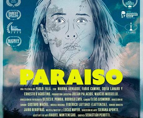 PARAÍSO, una película de Pablo Falá