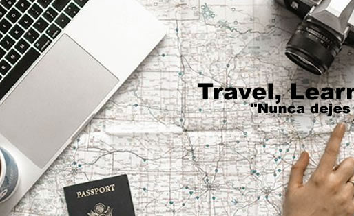 Travel, Learn & Live. La aventura de viajar mientras se aprende inglés
