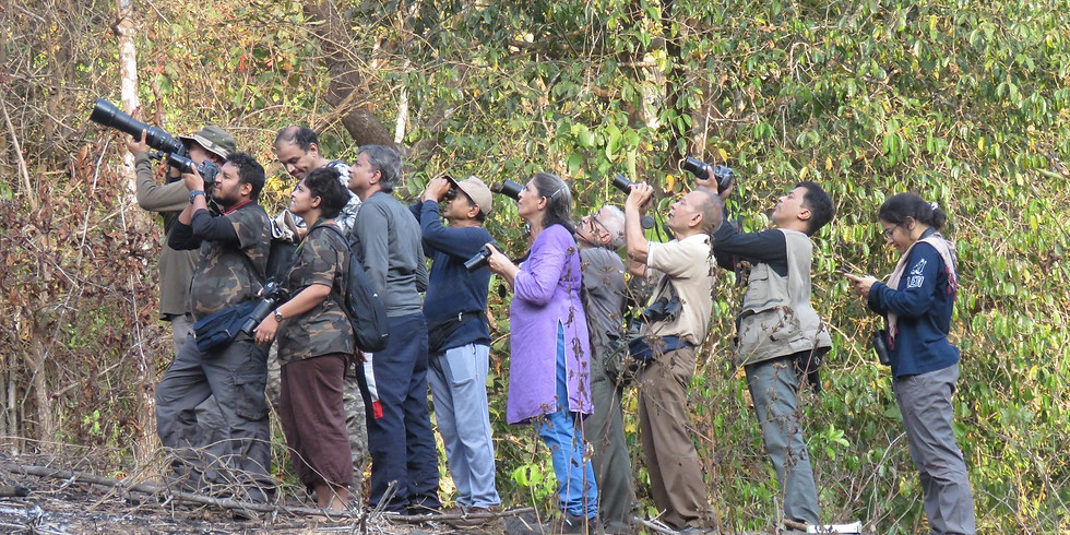 Field Visit to Dandeli- Anshi Wildlife Sanctuary Feb 2020