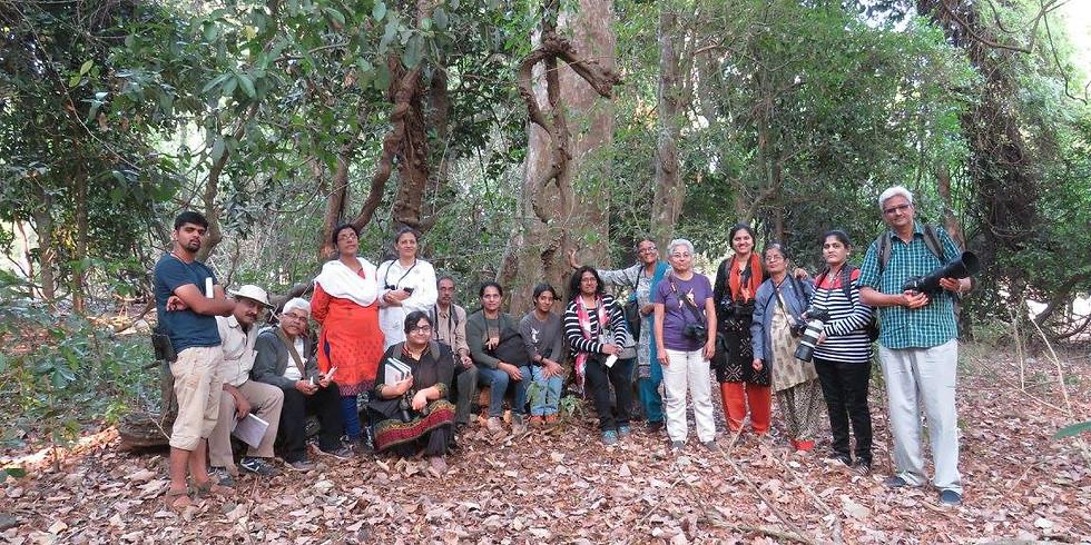 Field visit to Phansad Wildlife Sanctuary
