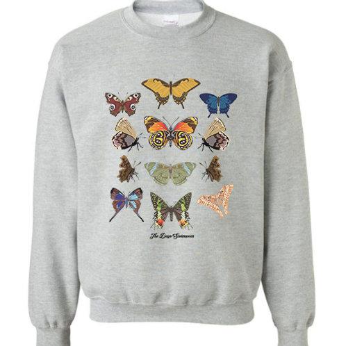 Butterflies - Unisex Pullover
