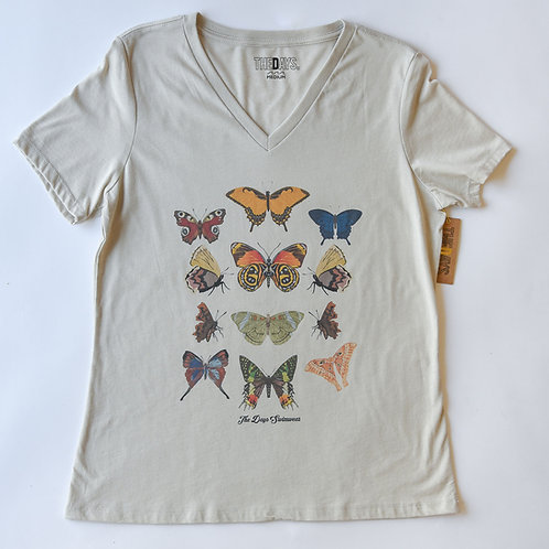 Stay Fly V-Neck Tee