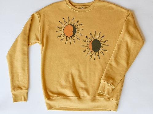 Celestial Suns Pullover