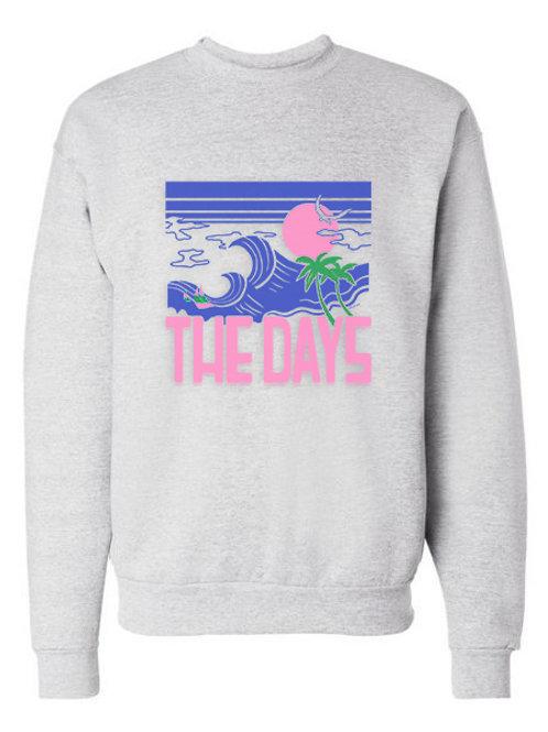The Days WAIKIKI Pullover Sweatshirt