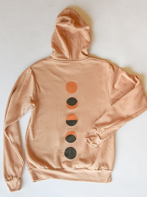 Many Moons Pullover Hoodie