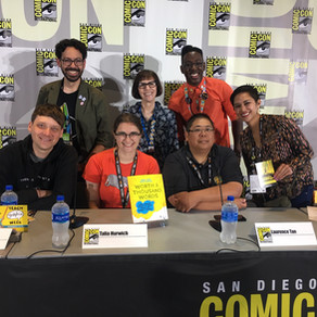 Highlights: San Diego Comic-con