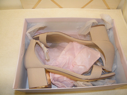 Women's JustFab Low Chunk Sandal