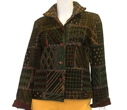 Ellen Figg Women's Print Jacket