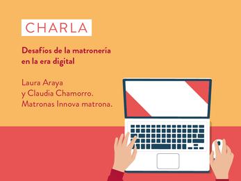 Noticia: Innova Matrona se presentará en charla de la Escuela de Obstetricia de la U. Diego Portales