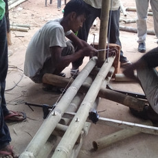 Bamboo Prefabrication Centre