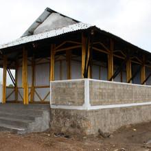 Structures built so far