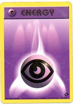 Energia de Psíquica (131/132) usada