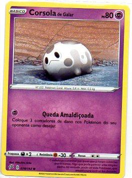 Corsola de Galar (78/192)