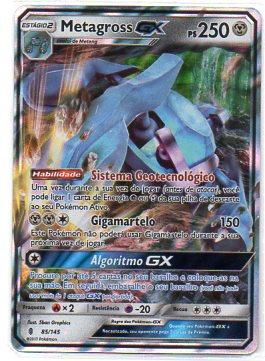 Metagross GX (85/145)