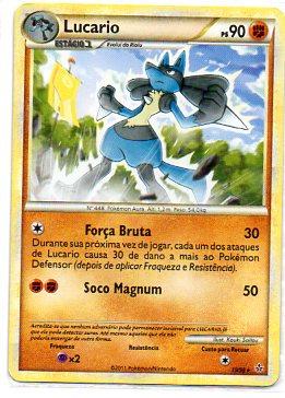 Lucario (19/95)