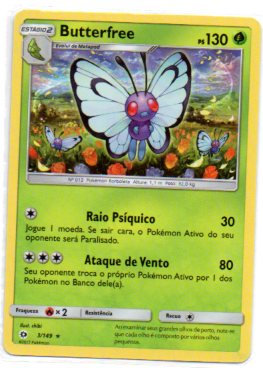 Butterfree (3/149)