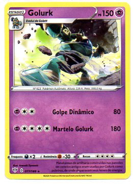Golurk (77/189)