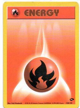Energia de Fogo (128/132) quase novo