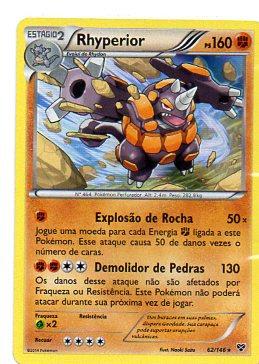 Rhyperior (62/146) foil - sp