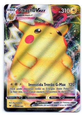Pikachu Vmax (44/185)