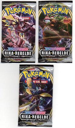 3 Boster (envelope) Rixa Rebelde