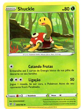 Shuckle (5/192)