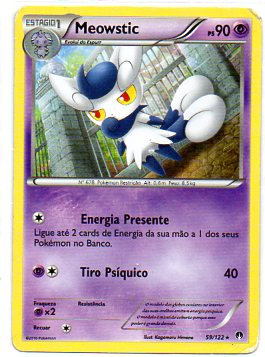 Meowstic (59/122) SP