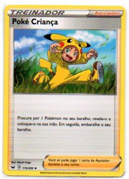 Poké Criança (173/202)