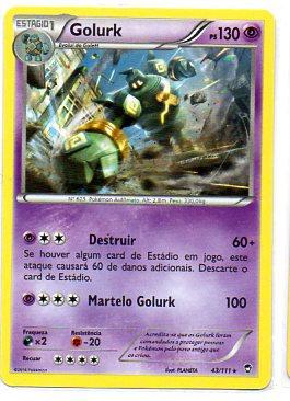 Golurk (43/111)