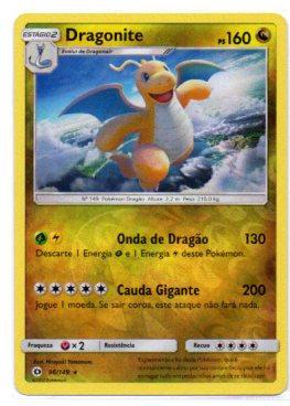 Dragonite (96/149)  rev. foil