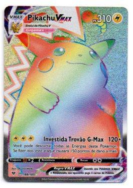 Pikachu Vmax (188/185)