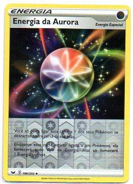 Energia da Aurora (186/202) rev. foil