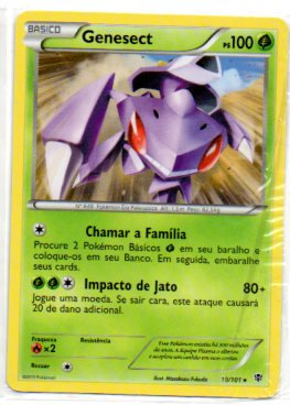 Genesect (10/101)