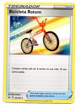 Bicicleta Rotom (181/202)