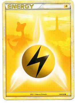 Energia de Raios (118/123) usada