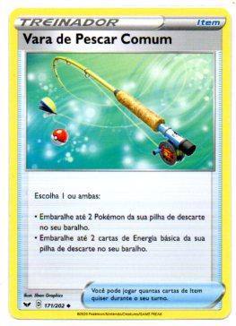 Vara de Pescar Comum (171/202)