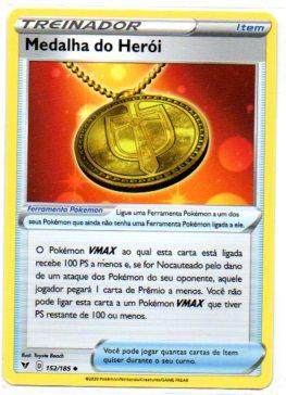 Medalha do Herói (152/185)