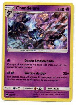 Chandelure (103/214)  foil