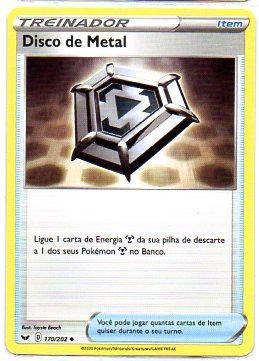 Disco de Metal (170/202)