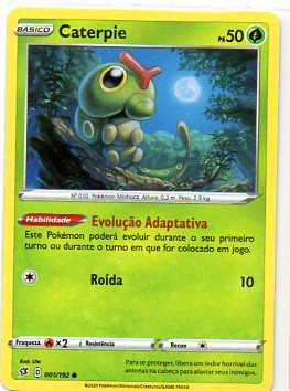 Caterpie (1/192)